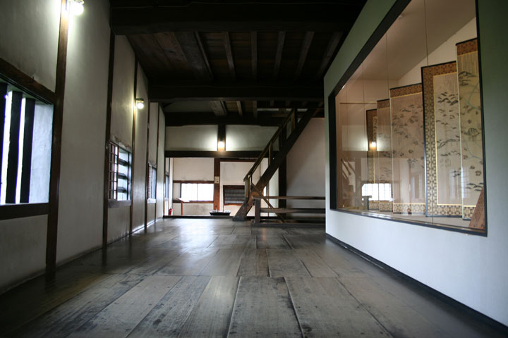 1階廊下北面