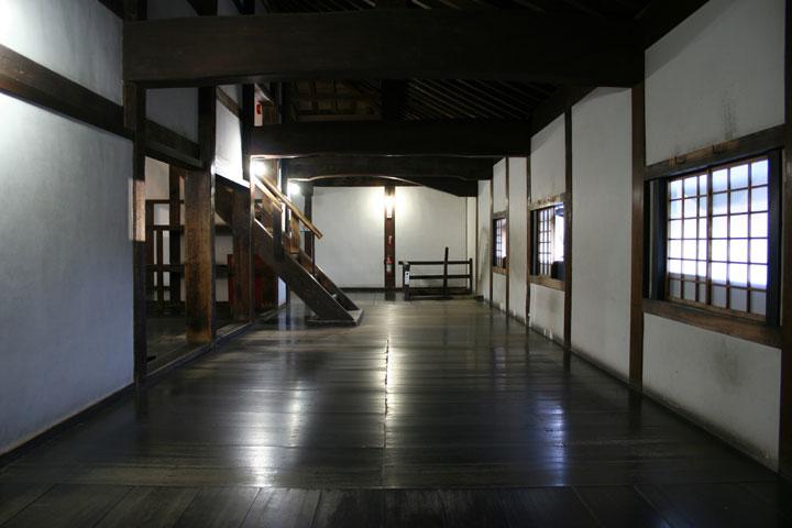 2階廊下東面