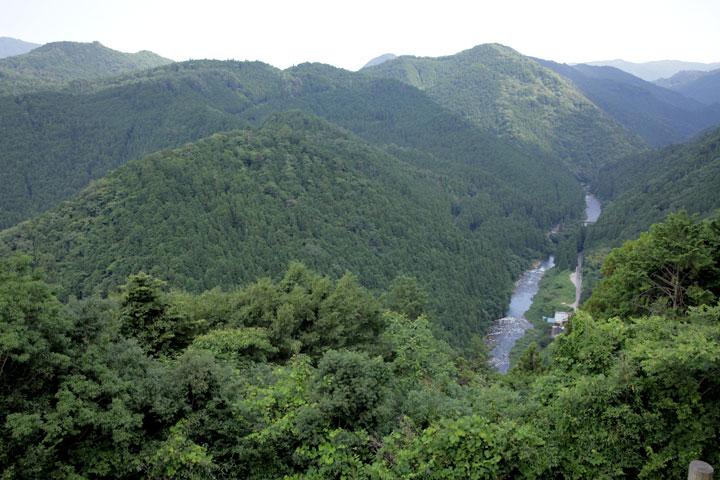 豊川上流(設楽町)