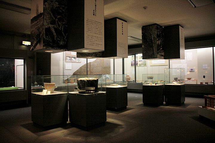 歴史資料館展示(スカイワードあさひ3F)