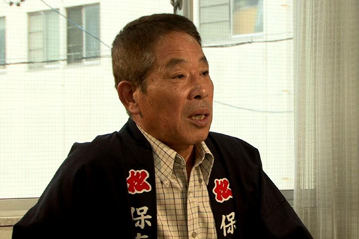 三谷祭史料委員会 武内 正 委員長