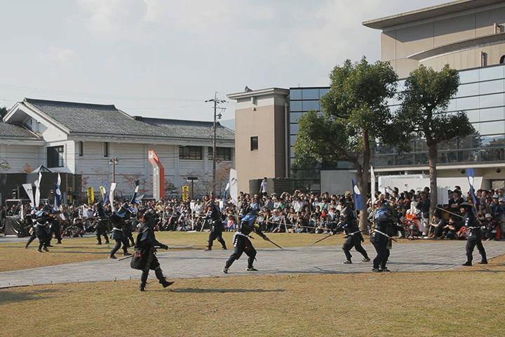 大谷吉継隊と小早川秀秋隊の戦い