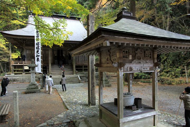 本堂(岐阜県指定重要文化財)