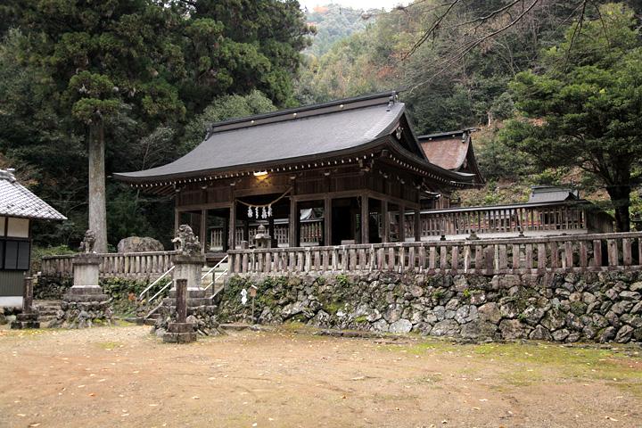 十五社神社本殿