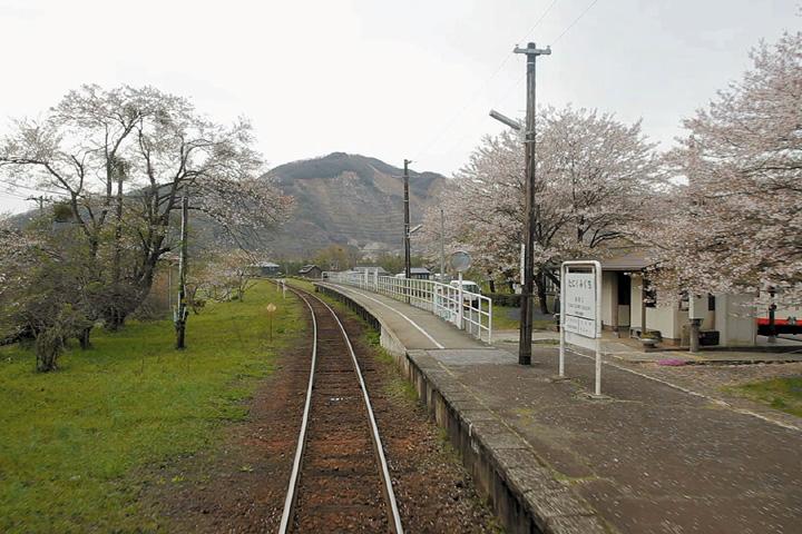 谷汲口(たにぐみぐち)駅