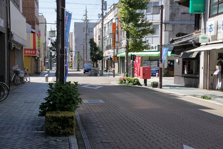 大垣宿 札の辻 高札場跡