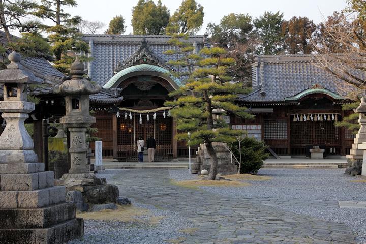大垣八幡神社