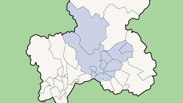 愛知県中濃地区