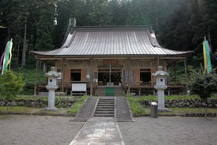 長瀧寺 本堂