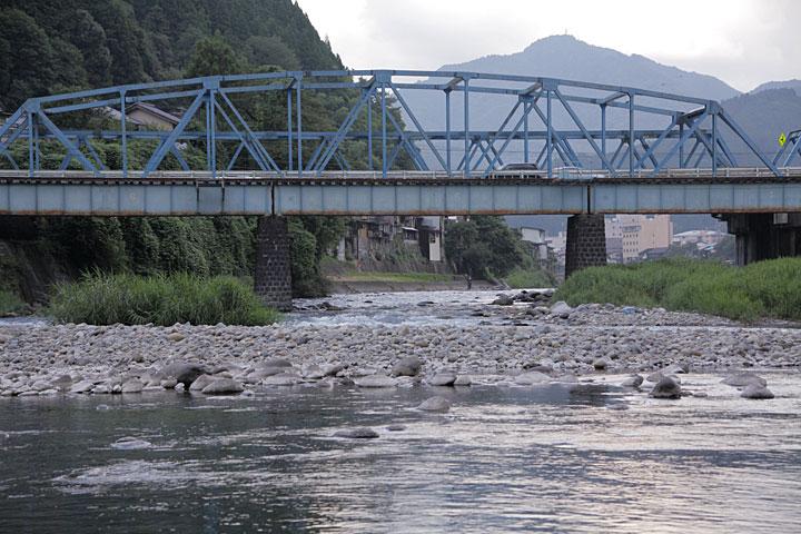 長良川と吉田川