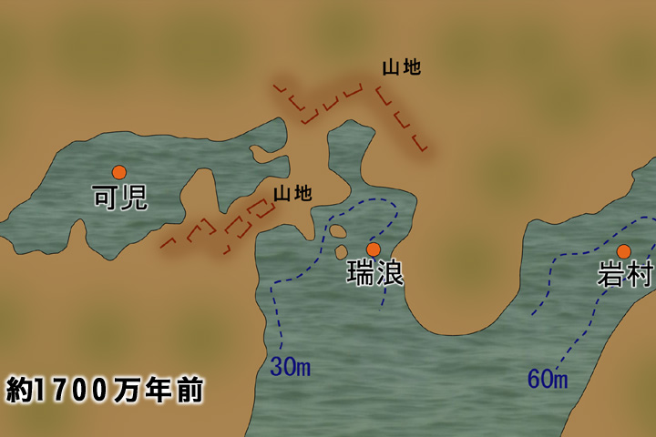 海面の上昇(海進)