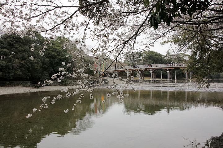 五十鈴川宇治橋