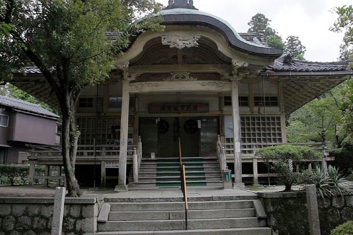 伊賀越資料館 荒木又右衛門に関する資料を展示