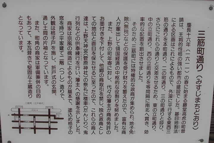 上野城下の解説