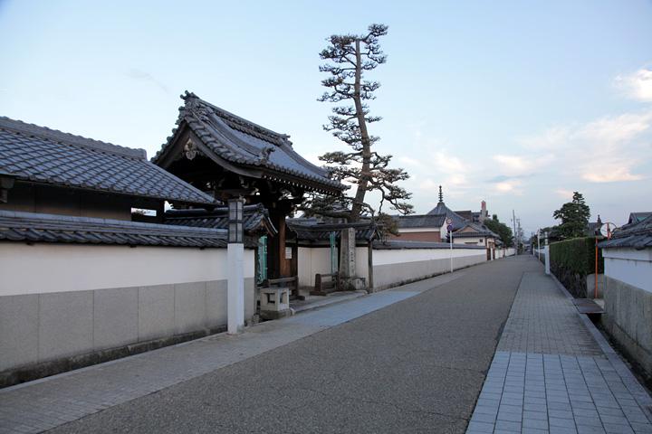 伊賀上野寺町