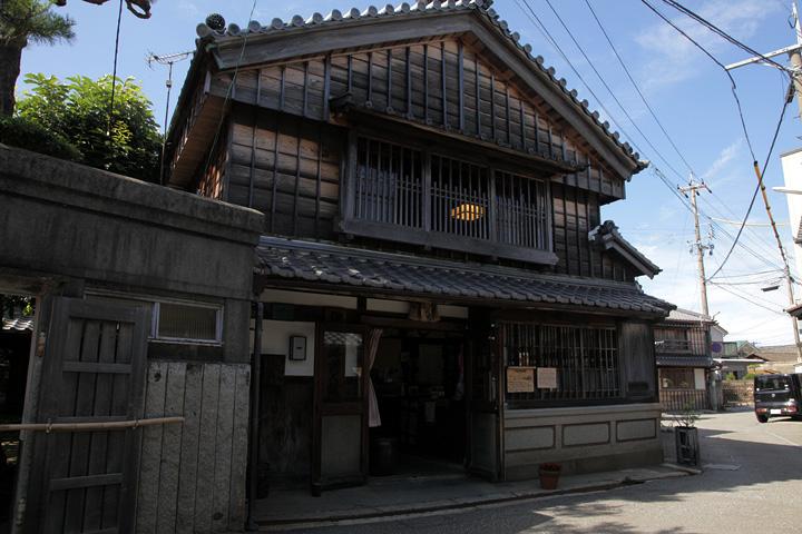 伊勢河崎商人館(元小川酒店)
