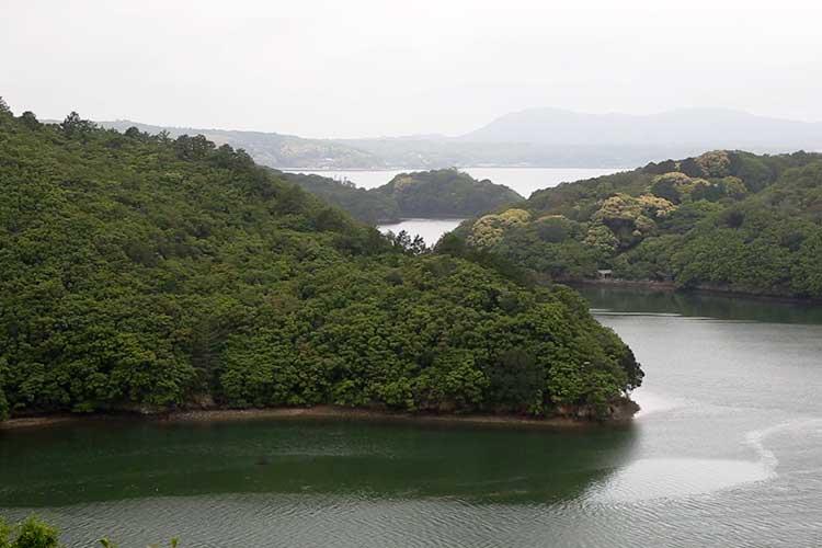 Matoya Bay & Izounoura Inlet