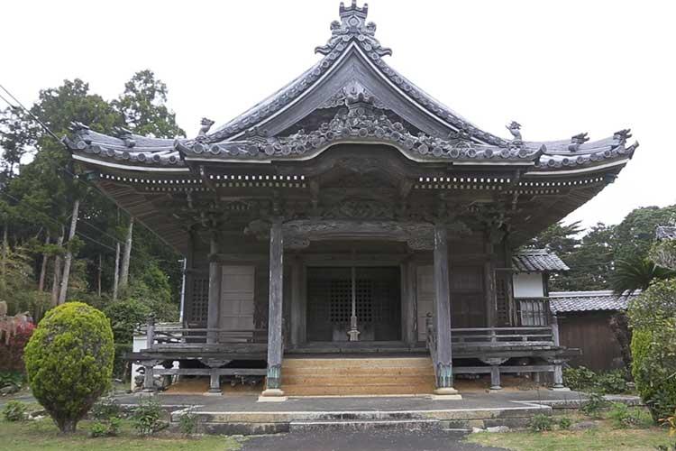 Shima Kokubunji Temple