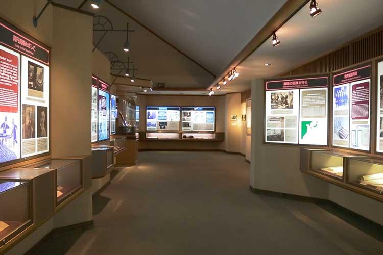 Mikimoto Kokichi Memorial-Hall