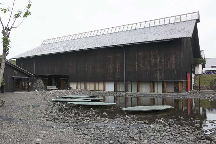 TOBA SEA_FOLK museum(A building)
