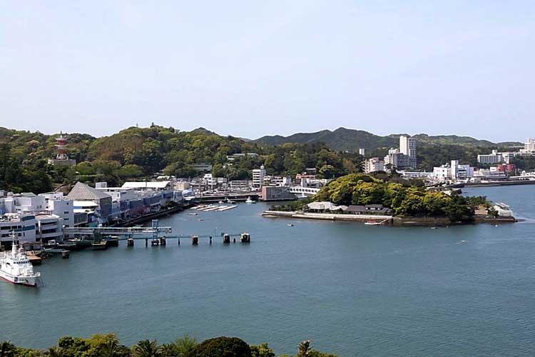 Toba Port