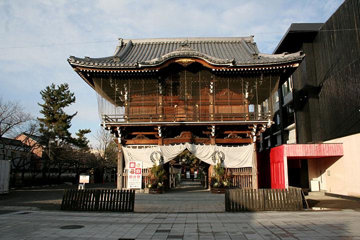 春日神社楼門