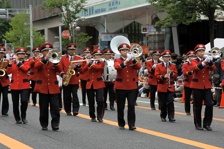 名古屋市消防音楽隊