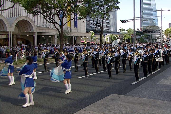 植田中学校吹奏学部