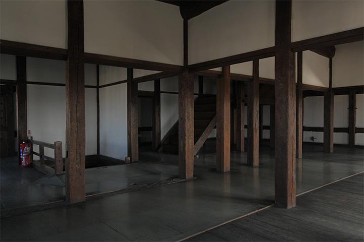 2階と階段