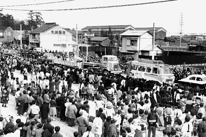 金鯱パレ-ド(昭和34年)