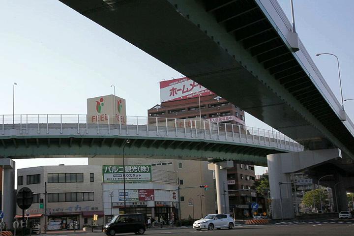 鶴舞南JCT
