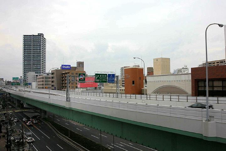 大井町付近