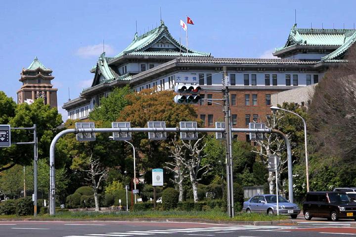 県庁、市役所