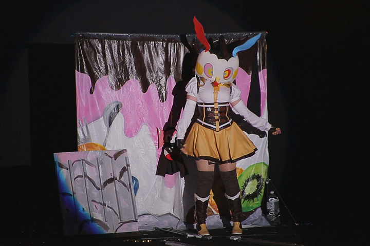 フランス 魔法少女まどか☆マギカ