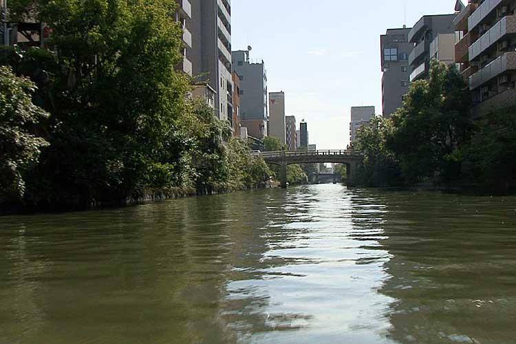 清洲城下から移転された五条橋
