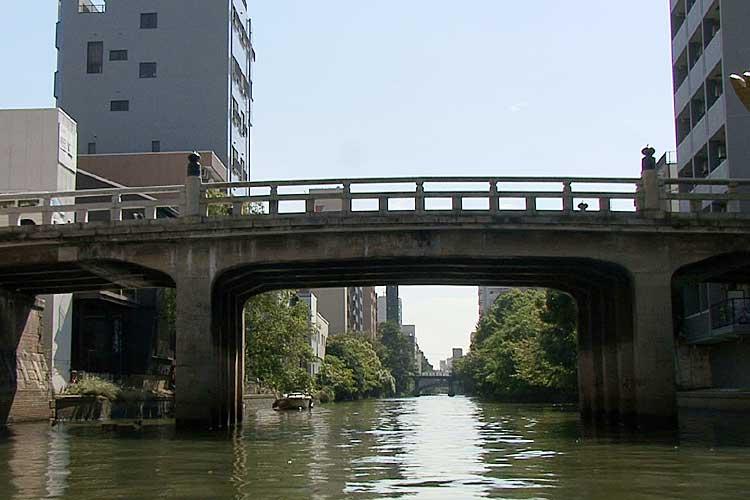 五条橋は、堀川に架けられた江戸七橋の一つ