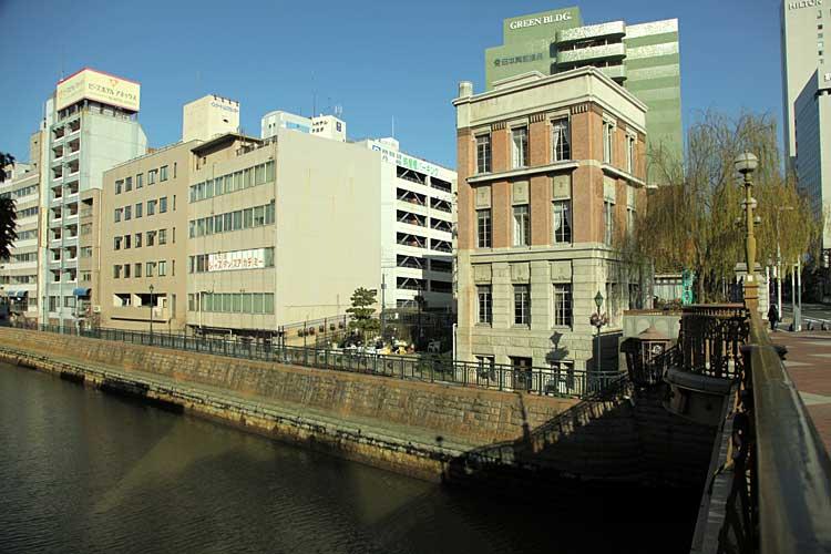 旧加藤商会ビル-シャム(現タイ)領事館が置かれていた。