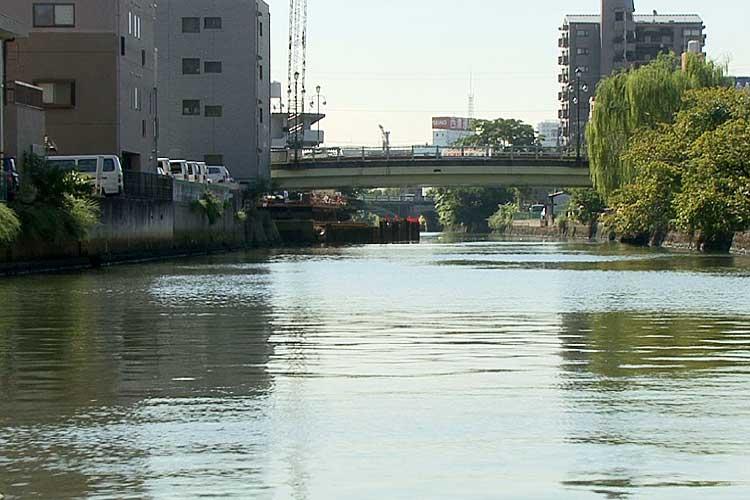 尾頭橋-江戸七橋の一つ