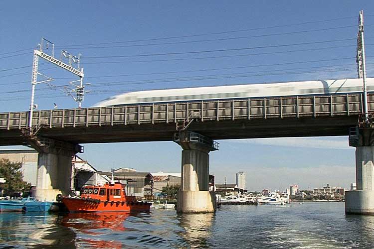 JR新幹線鉄橋