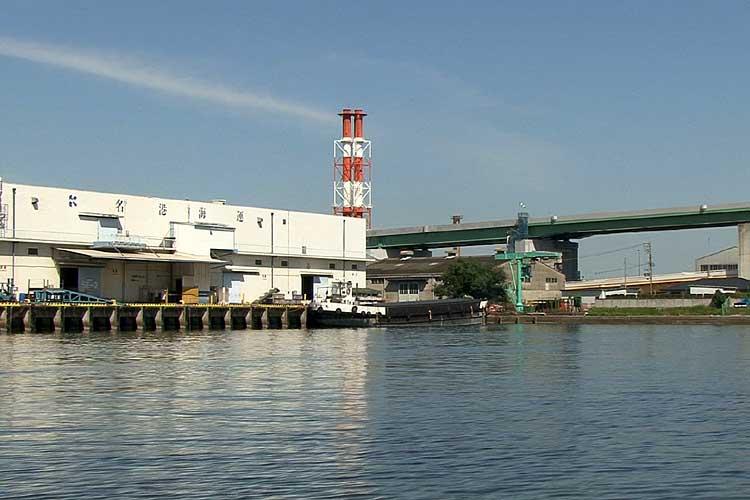 名古屋高速4号東海線、きらく橋