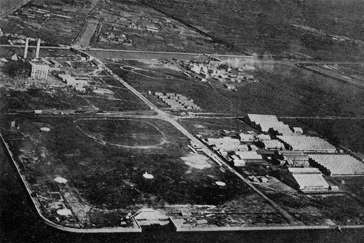 三菱重工業名古屋航空機製作所