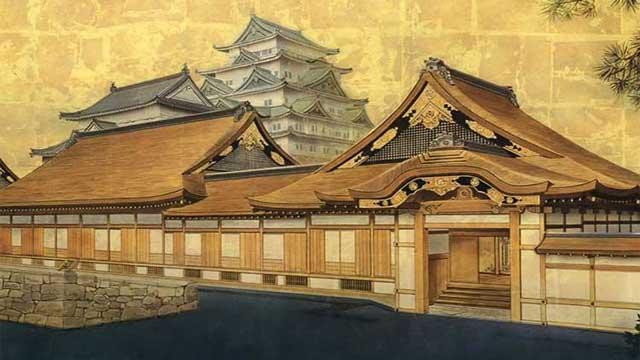 名古屋城本丸御殿完成イメージ図