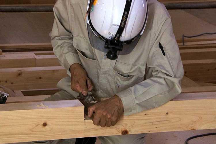 根太は、床板を受ける部材