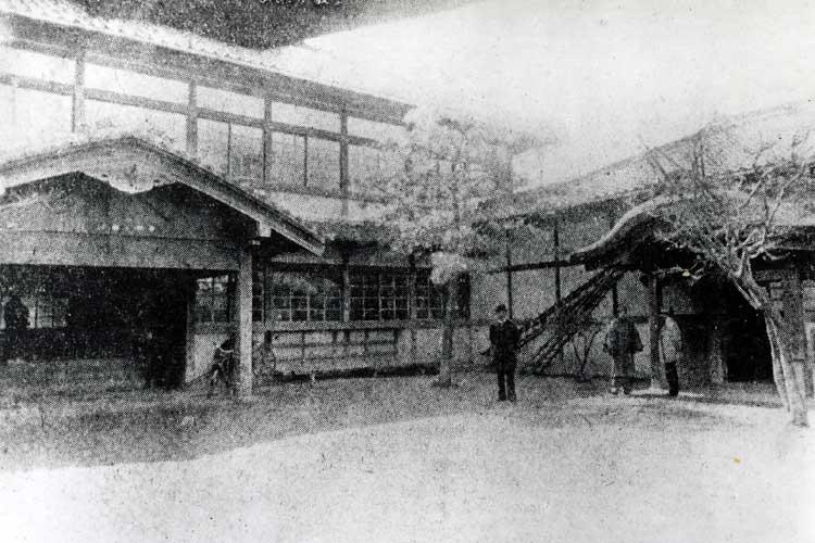 名古屋区役所(のちの市役所)