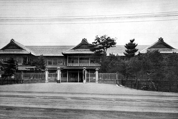 南武平町に移転した愛知県庁