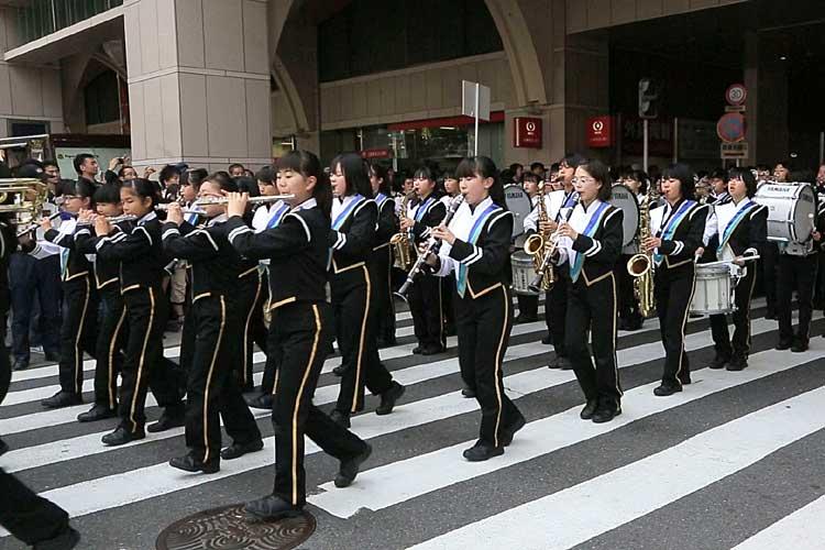 名古屋市立植田中学校吹奏部