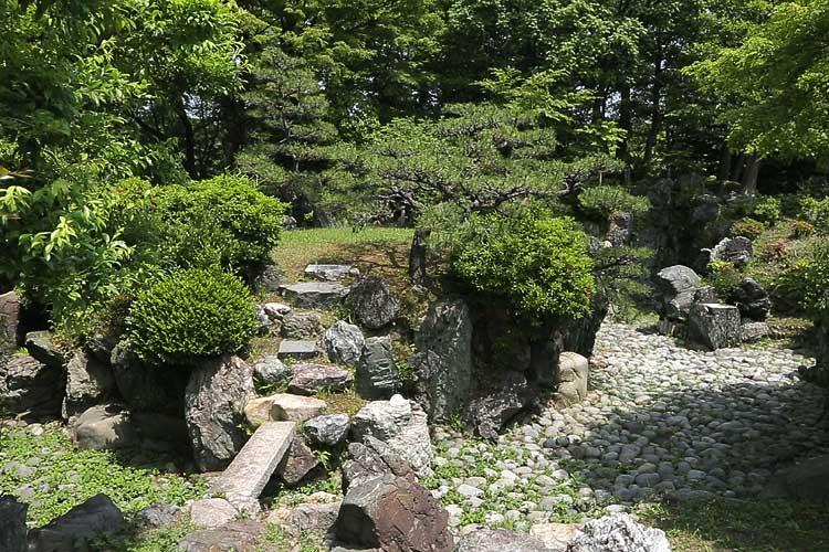 名勝二之丸庭園