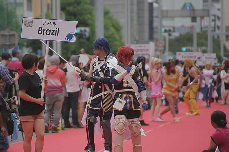 Brazil ブラジル
