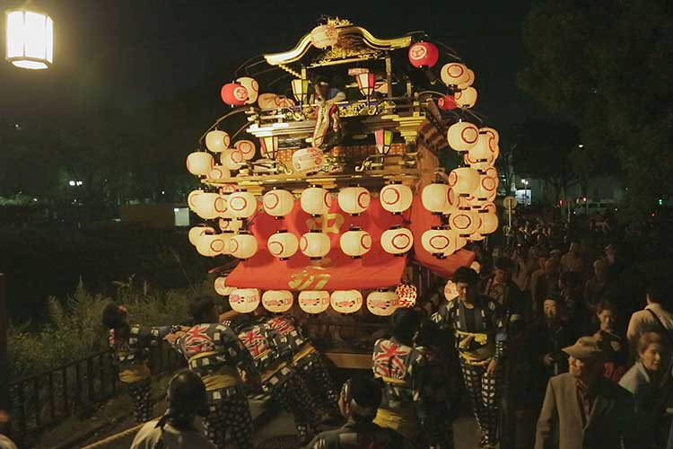 名古屋城東門へ