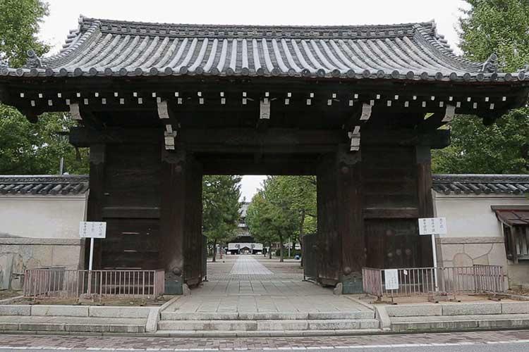 総門(名古屋市都市景観重要建築物等)